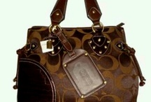 Coach Love / Purses and more that I want! / by ANGELA MACISAAC