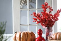 love laced home | Thanksgiving/autumn décor