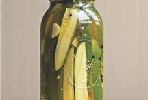 Pickles & Preserves