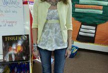 Teacher clothes / by Liz Reynolds