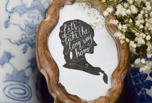 Hand Lettering / by Mrs Mack