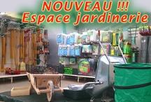Présentation du Jardin de Chauffin / Découvrez le magasin, l'équipe, les serres de production... Nous sommes situés dans la vallée du Grésivaudan, entre Grenoble et Chambéry