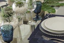 mesa arrumada