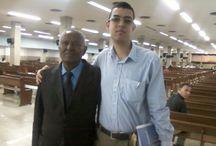 Amigos da IPDA. / Irmãos e amigos dos tempos em que congreguei na Igreja DEUS É Amor.