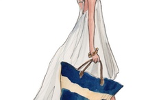 Fashion Drawings Girls / Dibujos y Bocetos de Moda