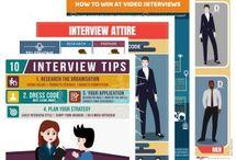 Job Interview Graphics