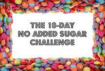 No Sugar Challenge / by Krista Bonestroo