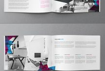 Graphic Design - Brochures