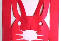 Chinese New Year - Rabbit / by Michelle Hill