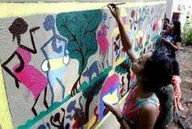 Biennale in Fort Kochi