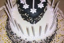 Tortáim / Hobbiból tortákat is készítek.