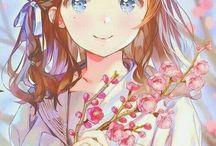 beauty anime