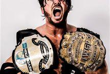 The Phenomenal AJ Styles. / One of My favourite WWE Wrestlers.