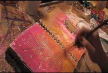 Art Journals / by Stacy Banyai