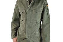 Military Hippy (German uniform from 70-s) / Fashion, Freedom, Rock-N-Roll and Hippies!!!