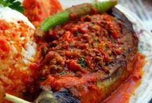 Еда Кухня турецкая