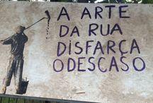 """"""" A beleza de um povo, favela não sucumbir."""""""