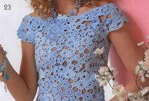 blouses crochet