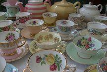 Tea Party / by Dawn