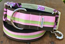 Dog collars and leads we love