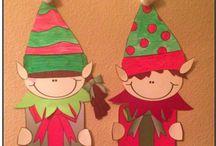 Christmas in Kindergarten / by Lauren Langford