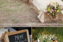 decoración matrimonio