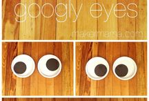 Googly Eyes!