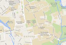 Oxford et alentours / nos vacances