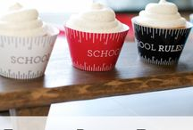 School Days / Ideas to make back to school the best ever!