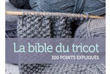 tricot ( points de tricots)