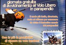 Italian paragliding / Tutte le news sul mondo del parapendio e del volo libero