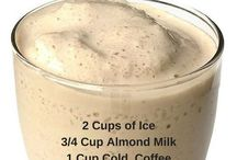 Ice coffee protein shake
