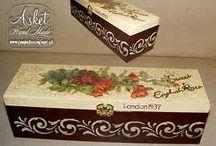 Cajas decorativas