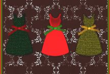 Paper Doll FREEBIES & Posts / My latest posts and digital freebies offered at digitaldorkettedolls.com / by Digital Dorkette Dolls