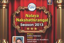 Nalaya Nakshathirangal - Season 2013 / Carnatic Vocal By Krithika Natarajan