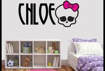 Chloe's Bedroom Ideas