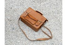 Leather Postman / Leather postman made by midway