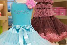 Taneční šaty a sukně