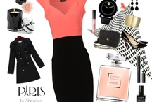 Outfits & accesories  / by Maria Rodriguez