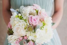 Wedding bouquets / by Karolyn Wojtowicz