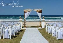 Gold Coast Beach Weddings / Gold Coast beach ceremony options!