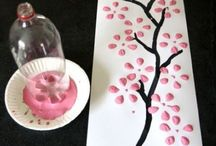 Crafts because they let the creative side out. / by Stephanie Louise