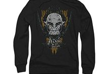 Hobbit Battle of the Five Armies Hoodies / Check out official Hobbit Battle of the Five Armies Hoodies here. Browse through tons of cool designs.