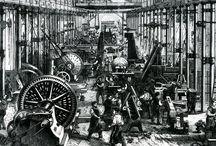 Sanayi Devrimi ve Hammadde Arayışları