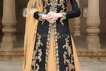 Indo Western Lehenga Dress
