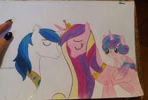 My arts/creations / Mostly MLP drawings