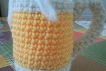 amigurumis / tejer al  crochet o con dos agujas animales plantas y personajes de dibujos animados.