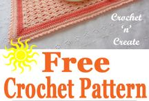 Crochet Ya Gotta Make and Just Can't Miss / My take on what I like of Free crochet patterns