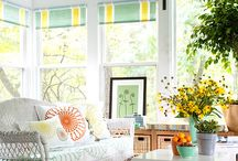 SUNROOMS / by Darlene Greg