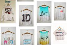 Tops,shirts